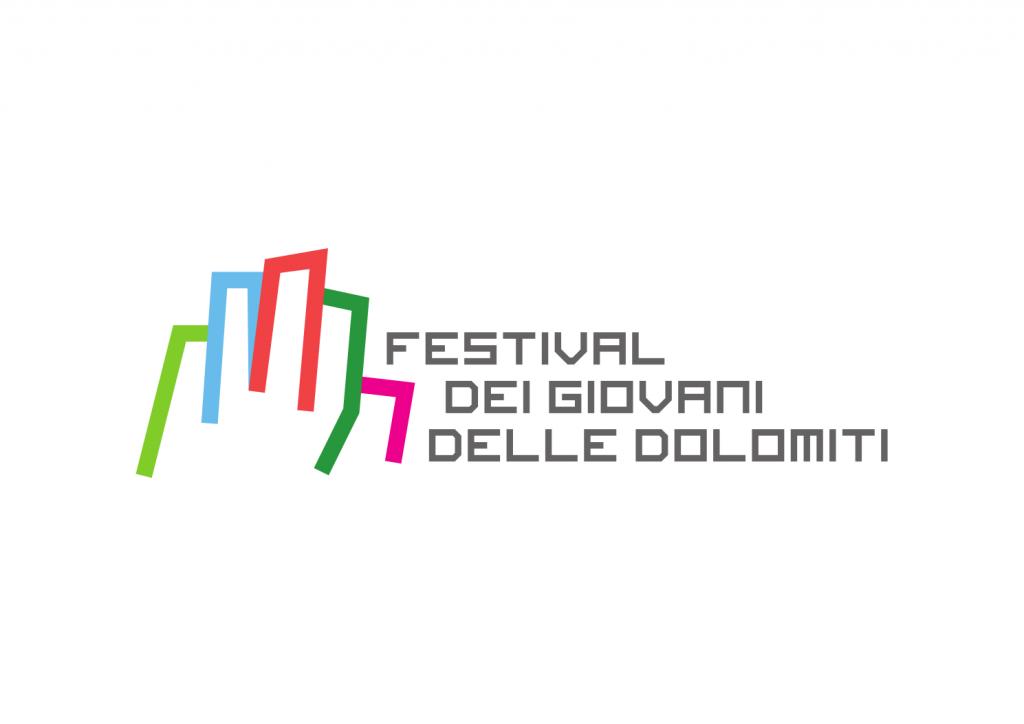 Logo festival giovani dolomiti
